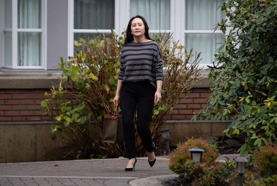 U.S. Is Said in Talks to Resolve Charges Against Huawei CFO