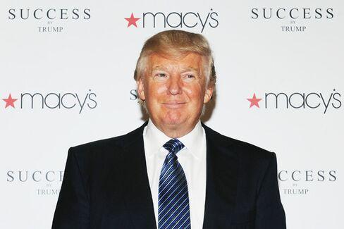 Dump Trump? Macy's Says No