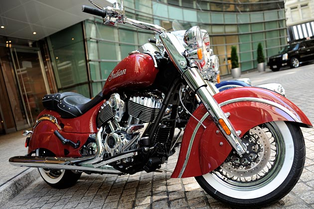 Three Big Indians To Revive A Century Old Motorcycle Brand Bloomberg