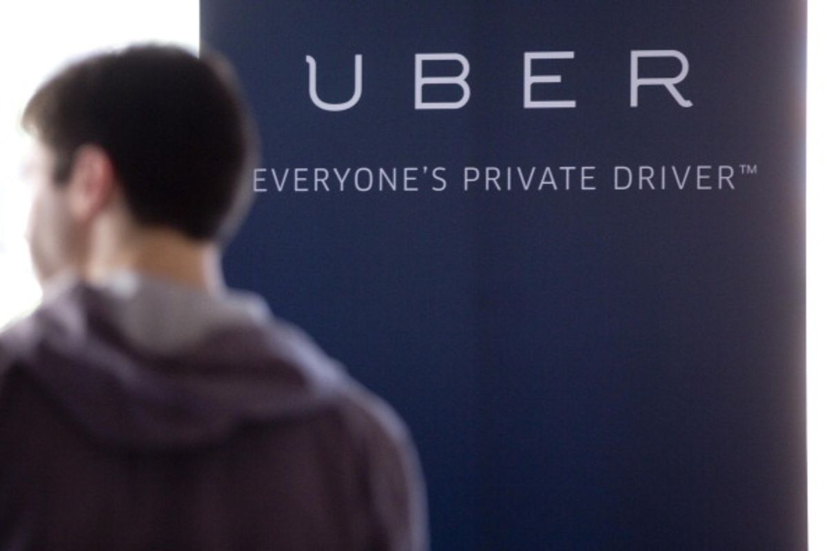 uber drivers are neither employees nor contractors - bloomberg