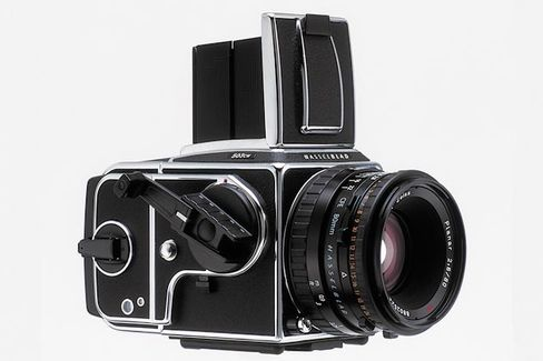 The Long, Slow End of the Iconic Hasselblad