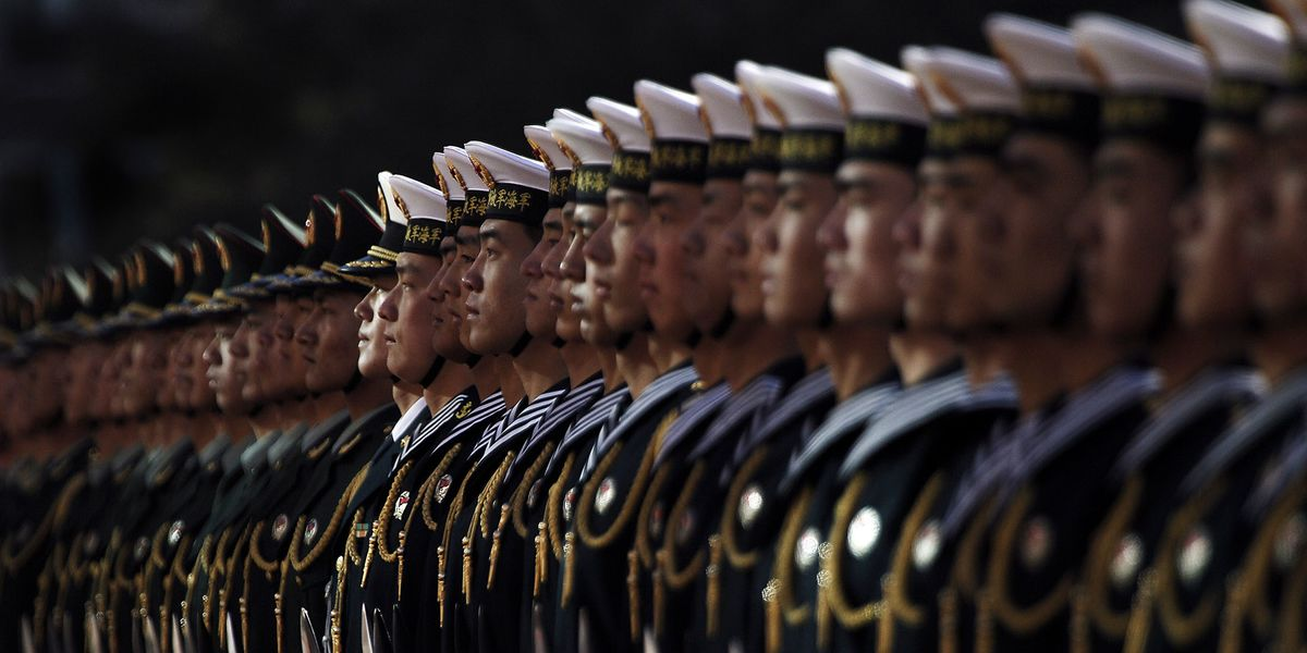 China Says It Needs a 'Proper Increase' in Defense Spending