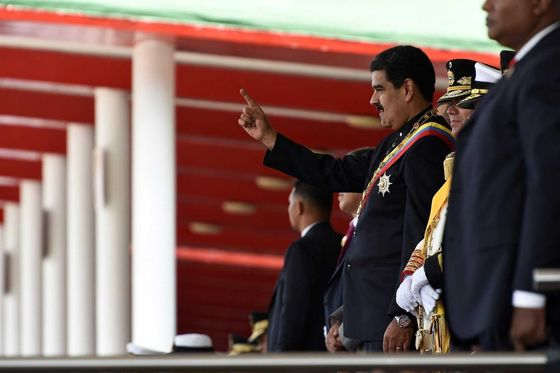 Inside the Thwarted Venezuelan Military Coup