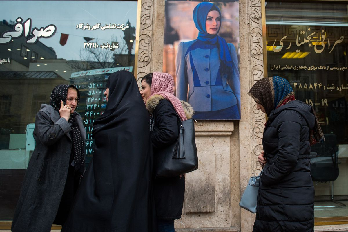 Iran Says Women Will Be Allowed Into Stadiums 'Soon'