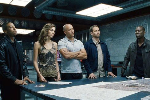 The 'Fast & Furious' Franchise's Diverse Strategy for Box-Office Success