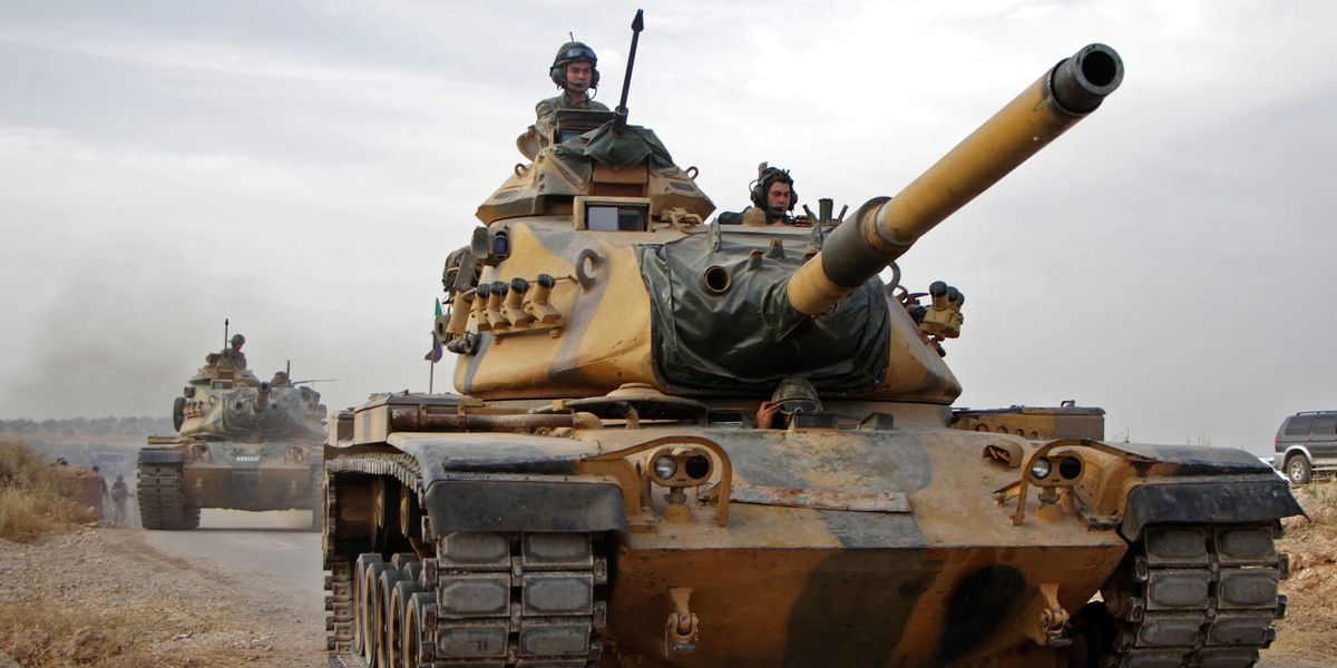 Europe's Embargo Threat Over Syria Attack Rings Hollow in Turkey