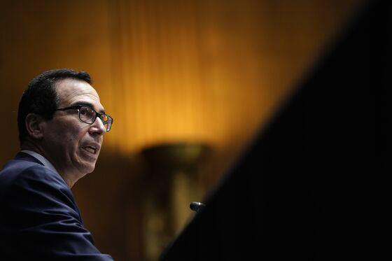 Mnuchin Wants $580 Billion Injected Into Slowing U.S. Economy