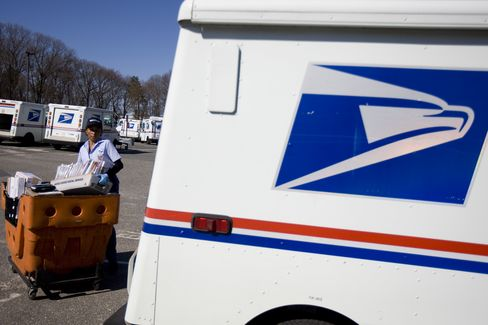 U.S. Postal Service to Stop Paying Into Pension Fund