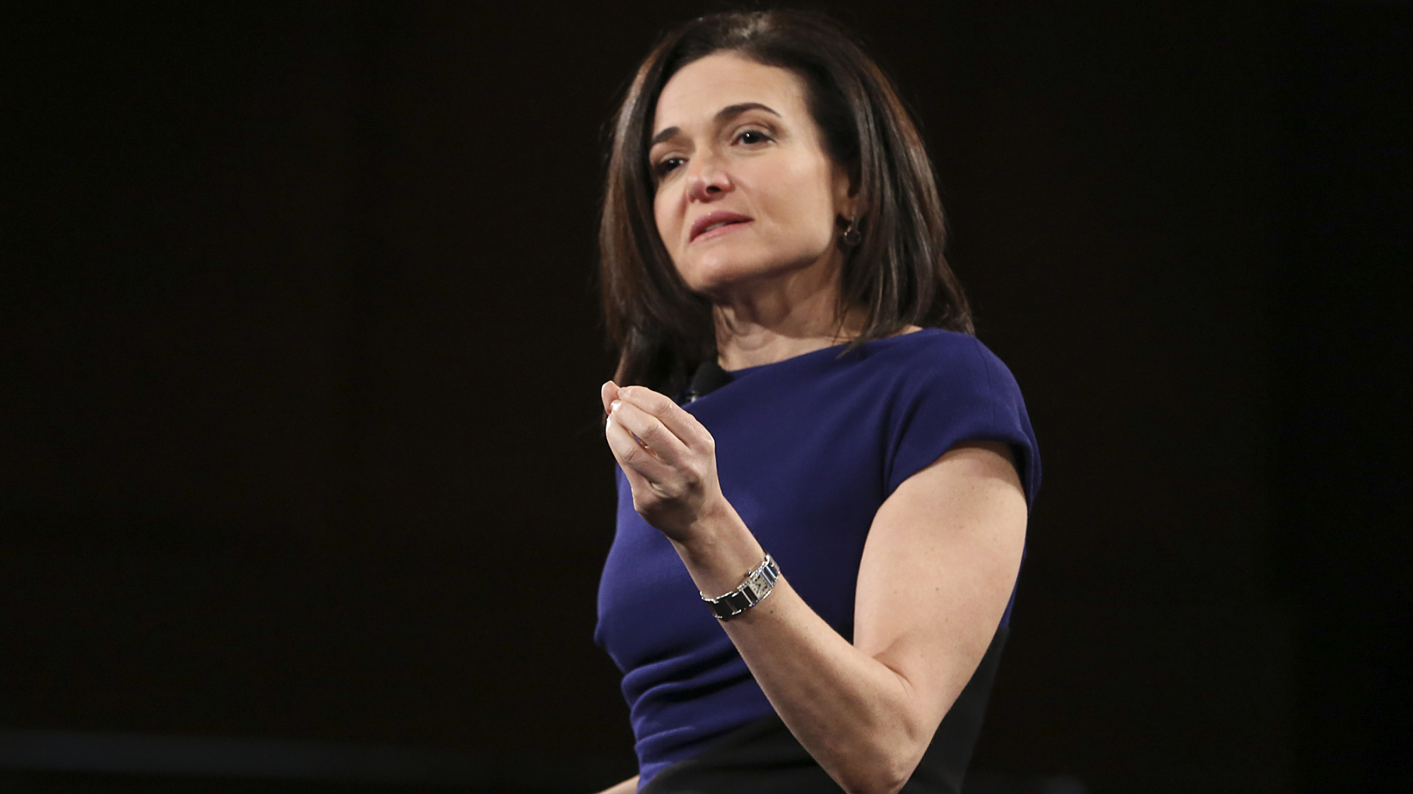 Sandberg Speech on Resilience May Form Basis for Second Book - Bloomberg