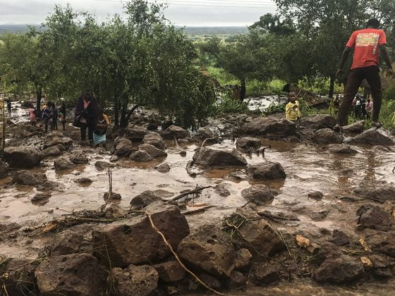 Mozambique Flood Death Toll May Be More Than 1,000, Zitamar Says