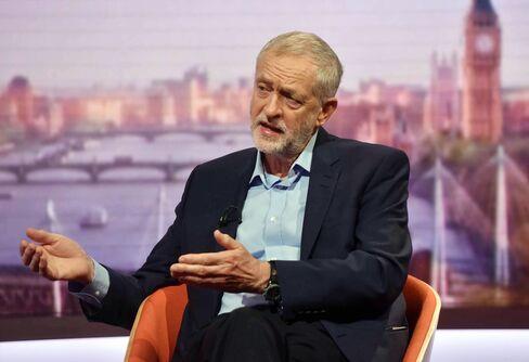 Jeremy Corbyn on June 18.