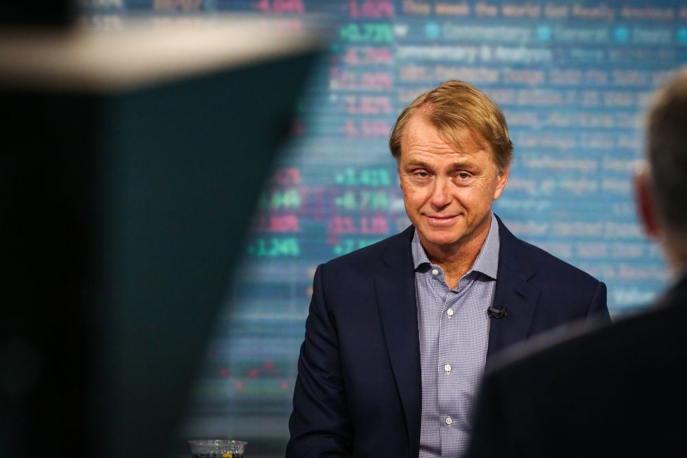 Fortress Billionaire Wes Edens Bets on 'Freedom Gas' Exports