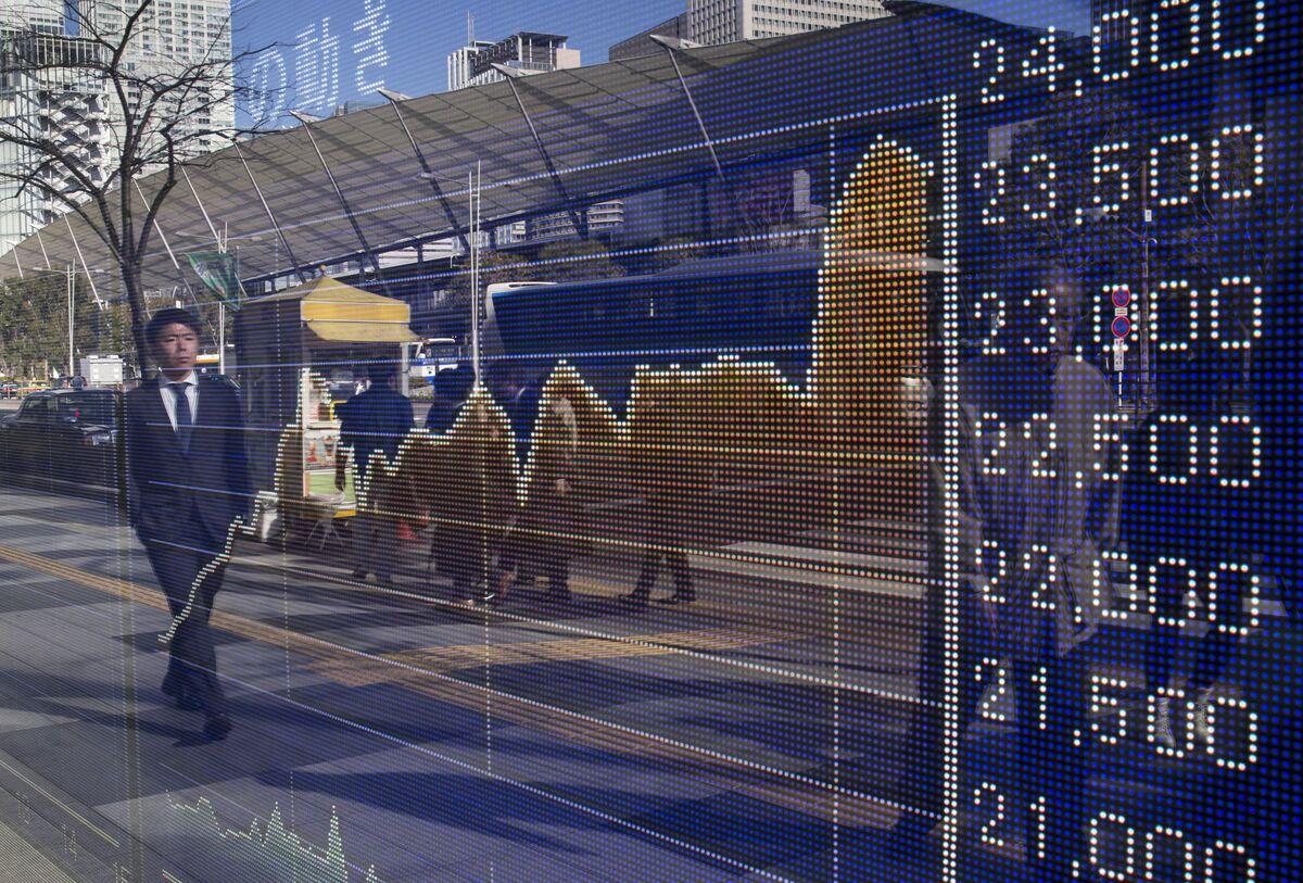 bloomberg.com - Shoko Oda - Japan Stocks Finally Beat Bubble-Era High, at Least on One Gauge