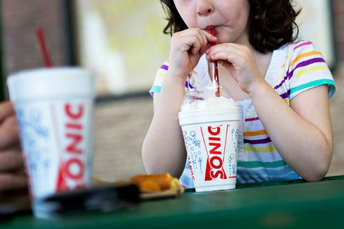 Forget Breakfast. Sonic Drive-In Wants the After-School Crowd