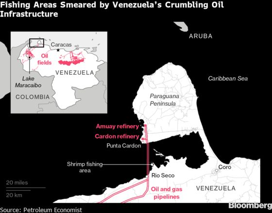 Toxic Spills in Venezuela Offer a Bleak Vision of the End of Oil