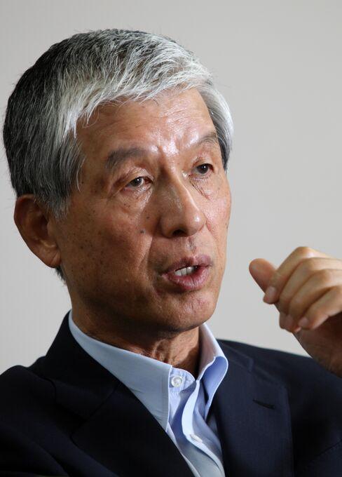 Komatsu Ltd. CEO Kunio Noji