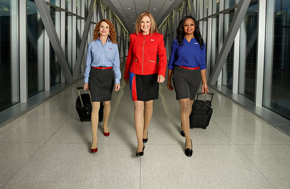 Southwest Finally Tosses Its Khaki Shorts Bloomberg