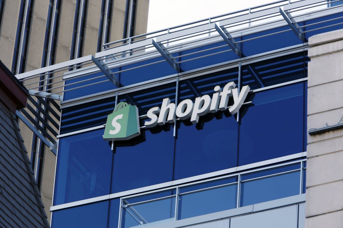 Quote For Shopify Inc