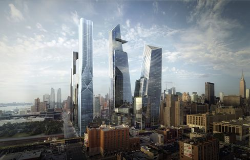 Related Nears Tenant Deals as Hudson Yards Building Begins