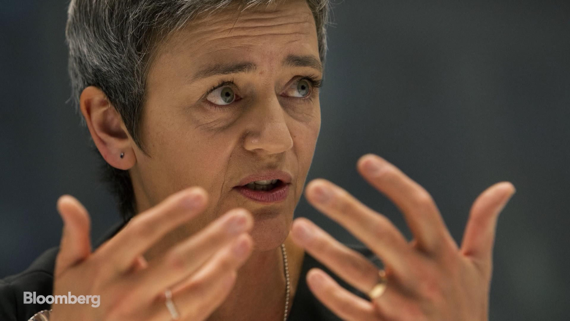EU's Vestager Weighs How to Review Mega Deals