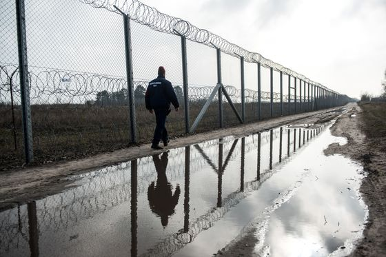 Europe's East Risks Being Cut Adrift as Biden Comes, Merkel Goes