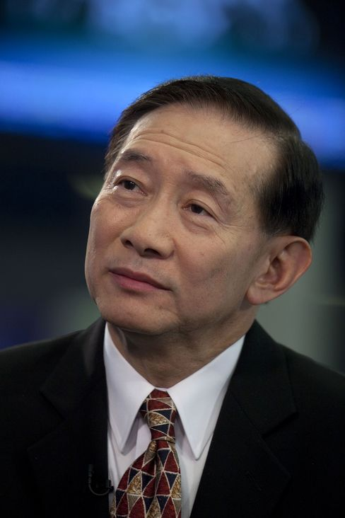 Peter Wong, CEO for Asia Pacific of HSBC Holdings Plc.