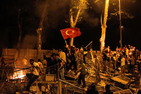 Turkey's Middle Class Fuels Protests