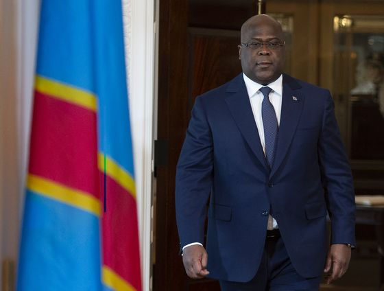 Congo Leader Pledges to Join U.S. War Against Islamic State