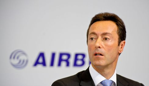 Fabrice Bregier, chief operating officer of Airbus