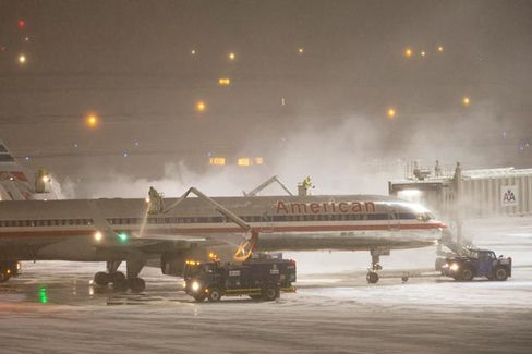 Endless Winter Havoc Puts a Chill on Airline Profits