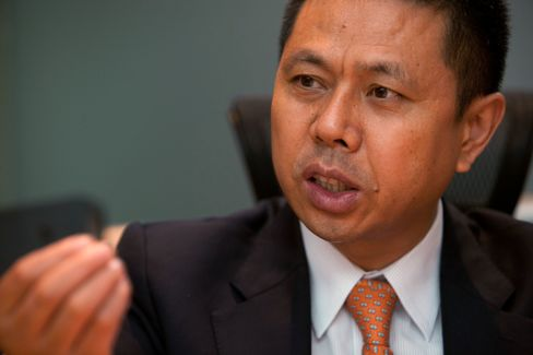 Trina Solar Ltd. CEO Jifan Gao