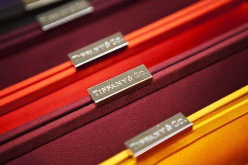 Tiffany Raises Profit Forecast After Opening Stores
