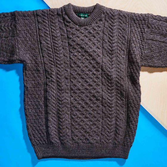 This Fall, Make Like a Fisherman and Stay Warm With These Knits