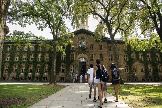Harvard, Princeton Rush to Sell Debt to Yield-Hungry Buyers