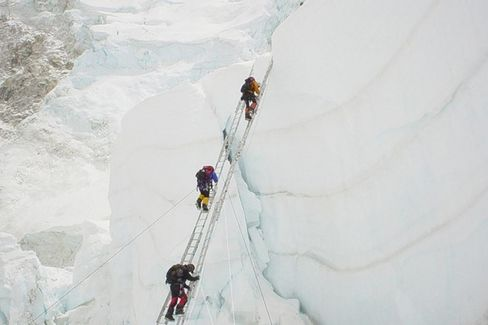 The Business of Everest: What It Pays to Risk It All