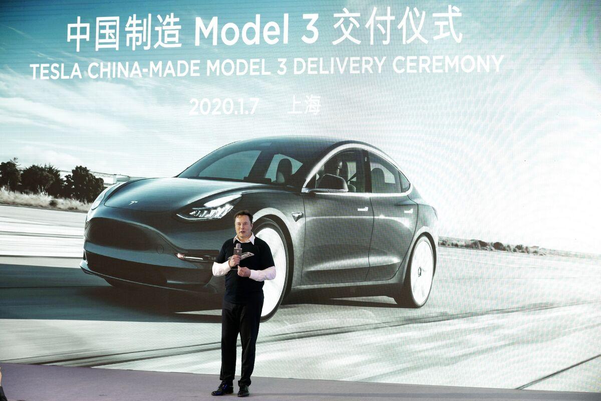 Tesla Seeks Approval to Build Heavier Model 3 in China