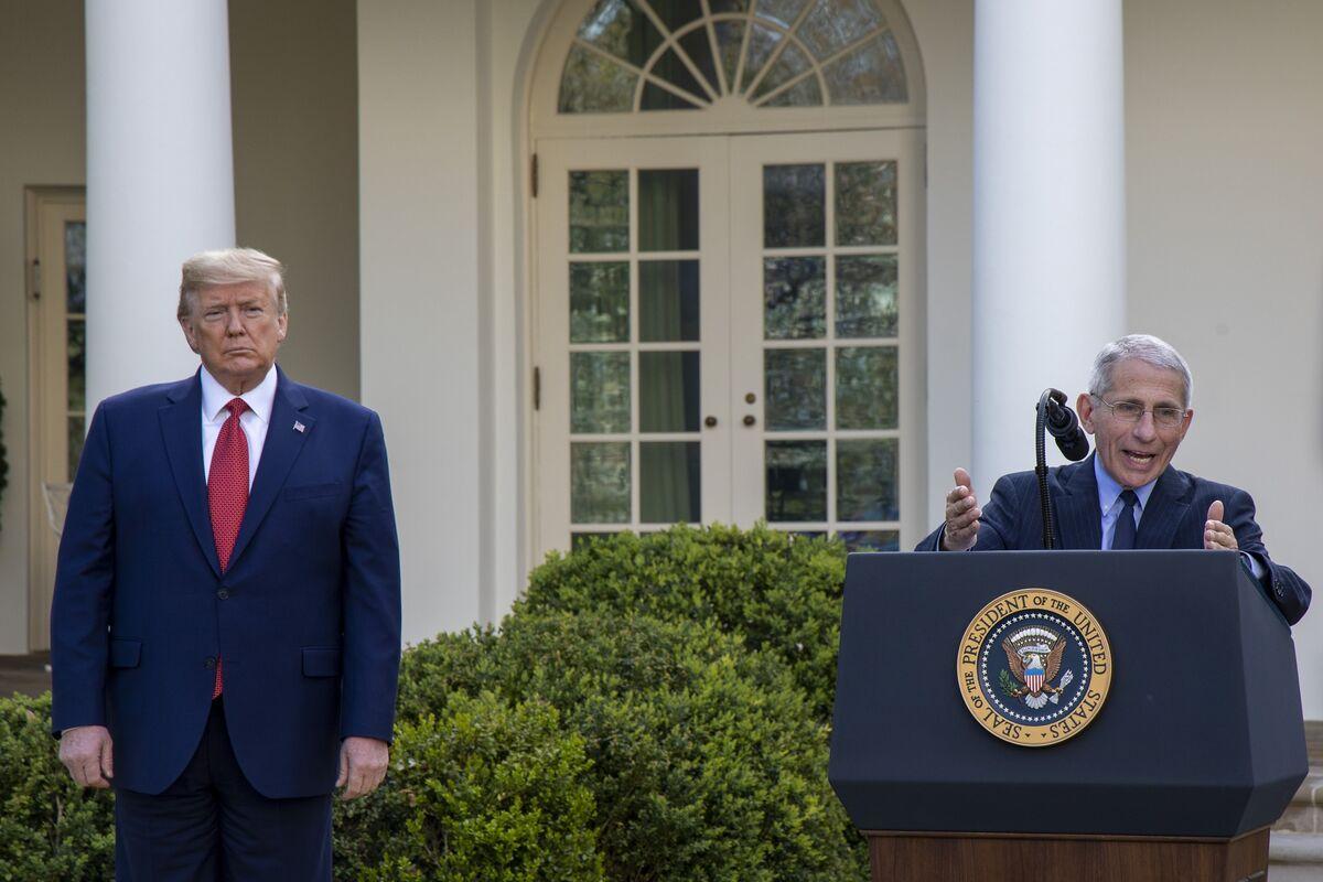 Coronavirus Response Shows Trump Isn't a Dictator