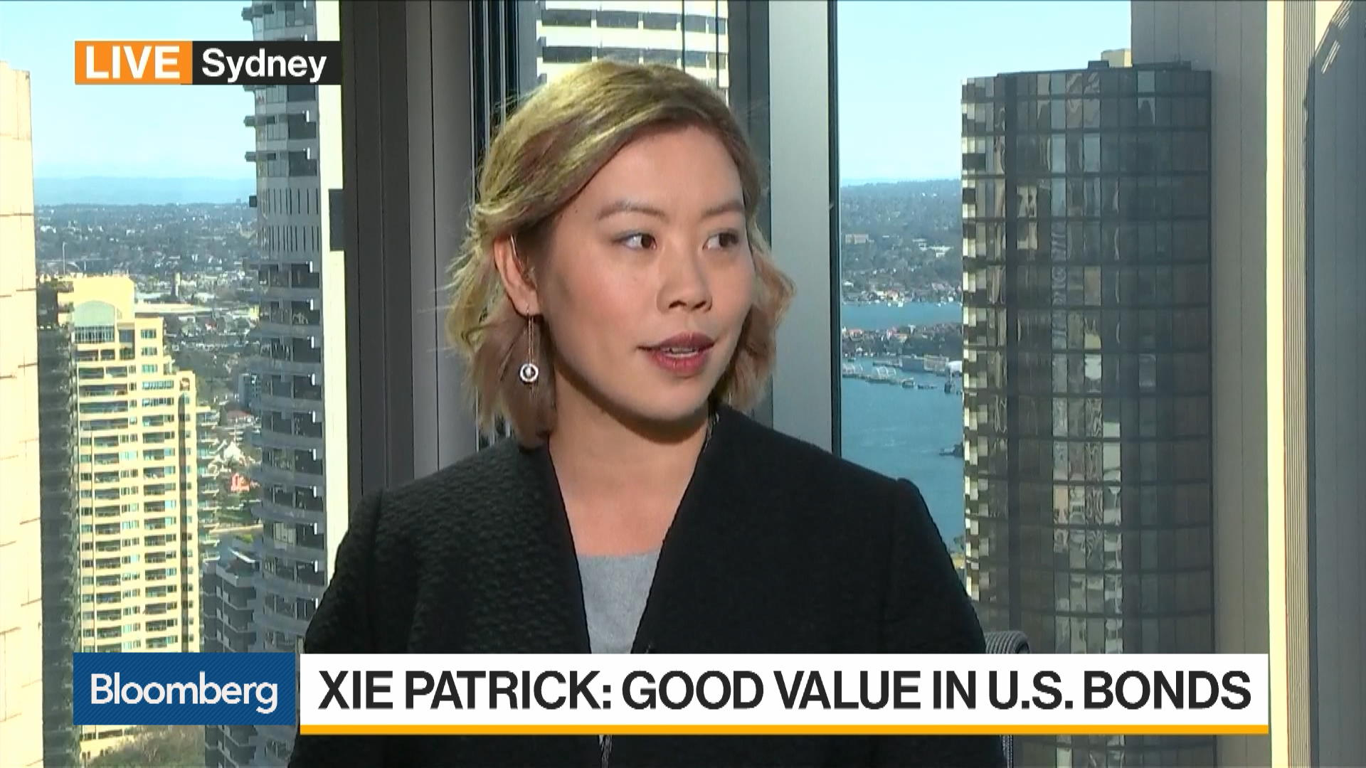 Amy Xie Patrick, portfolio manager at Pendal Group, on U.S. bonds, Fed