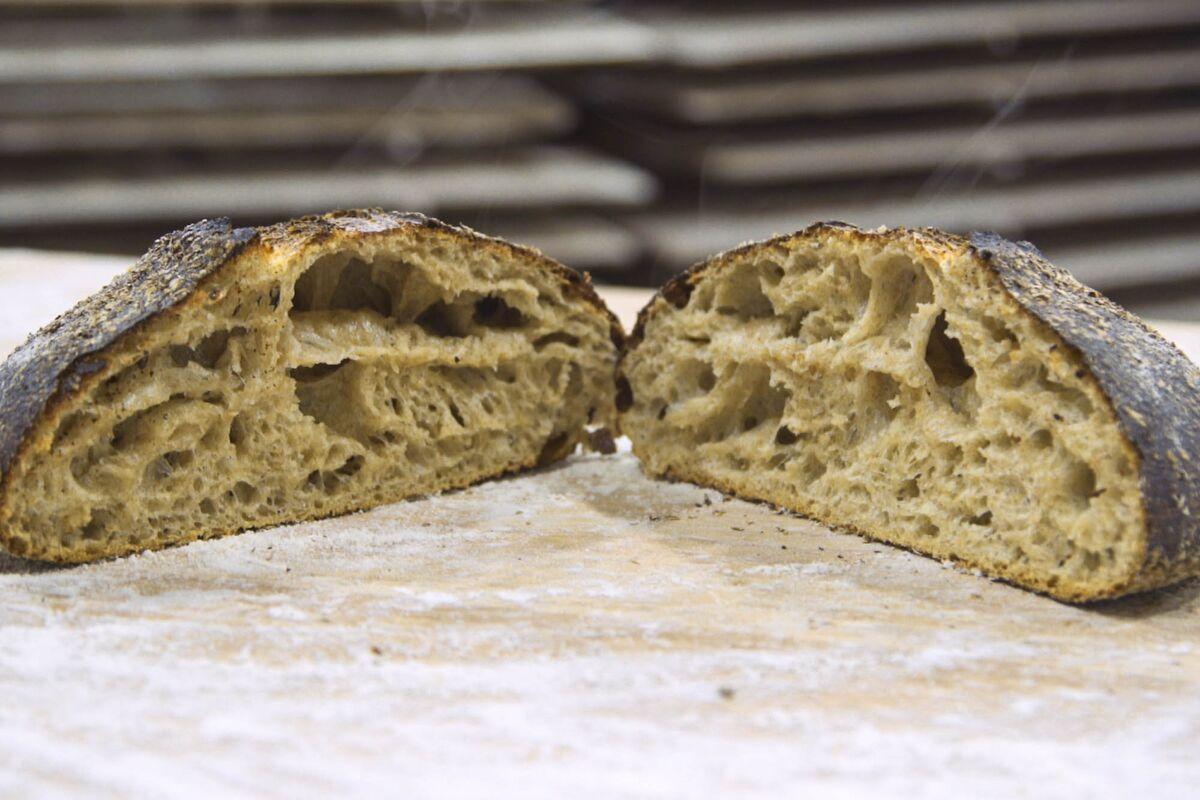 "The ""No-Knead Bread"" Chef Now Has the Secret to Sourdough"