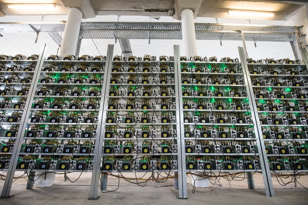 cryptocurrency mining investing