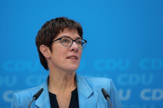 Merkel Faces Fresh Turmoil After Historic Bavarian Setback