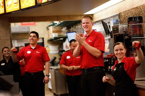 Three Restaurant Chains With Happy, Low-Paid Workers