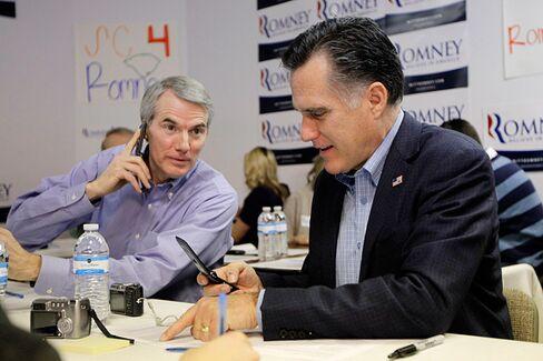 Mitt Romney???s Shadow Running Mate