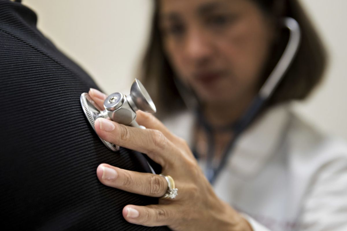 Congress Is Abandoning Health Care for the Poor