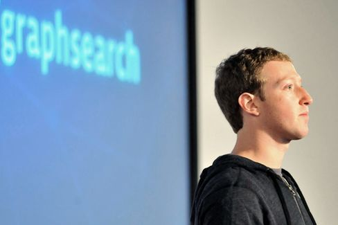 Four Questions for Facebook's Graph Search