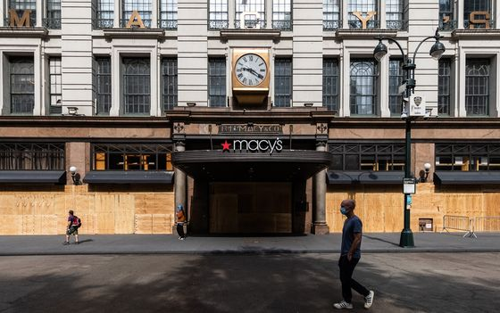 NYC Stores Can Reopen on Monday. Many of Its Biggest Won't