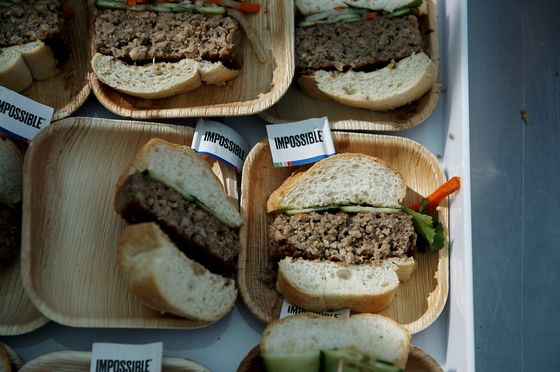 Impossible Foods Awaits China Nod as Beyond Meat Muscles In