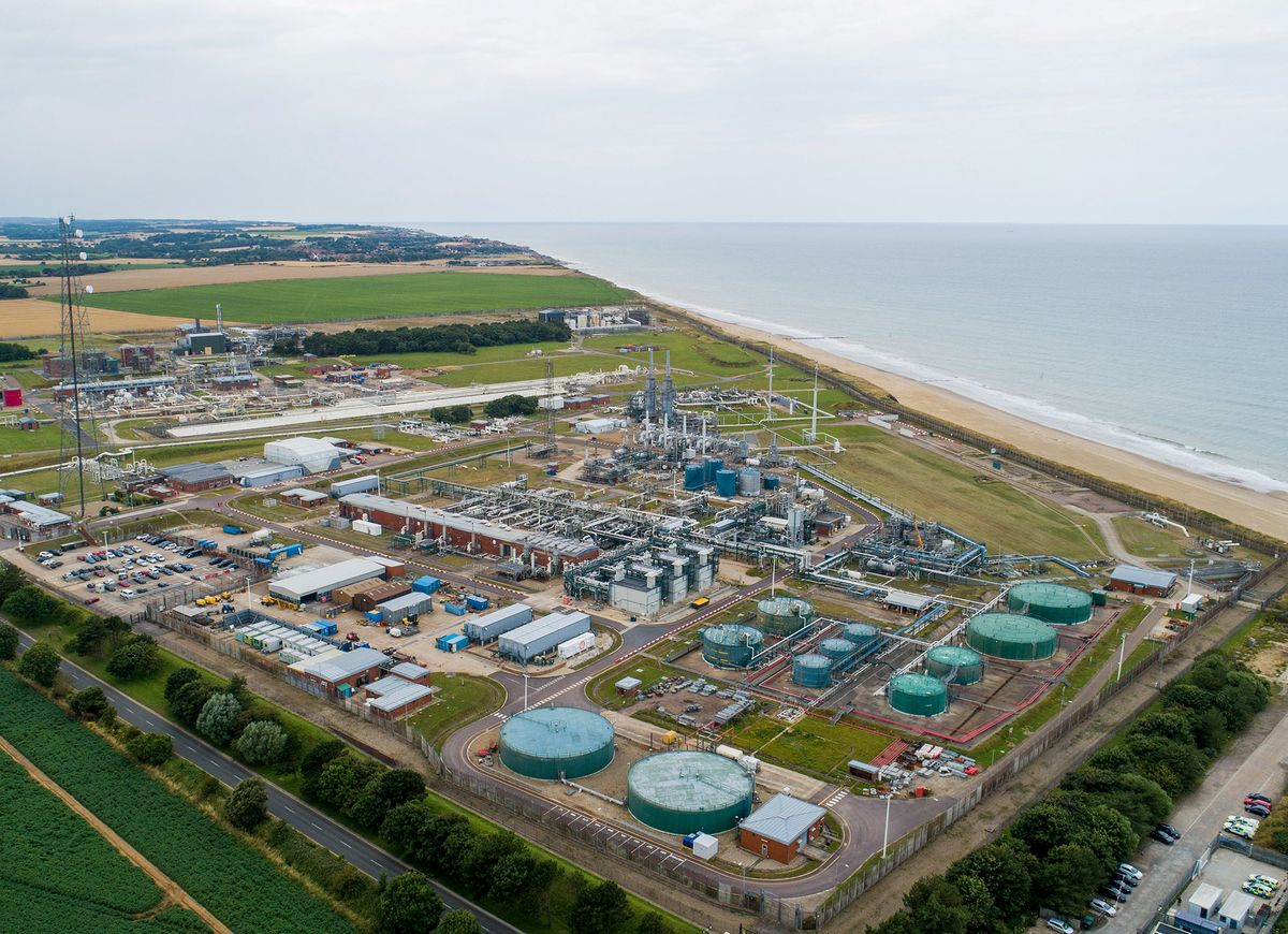 U.K. Minister Says 'No Immediate Concern' on Gas Supplies