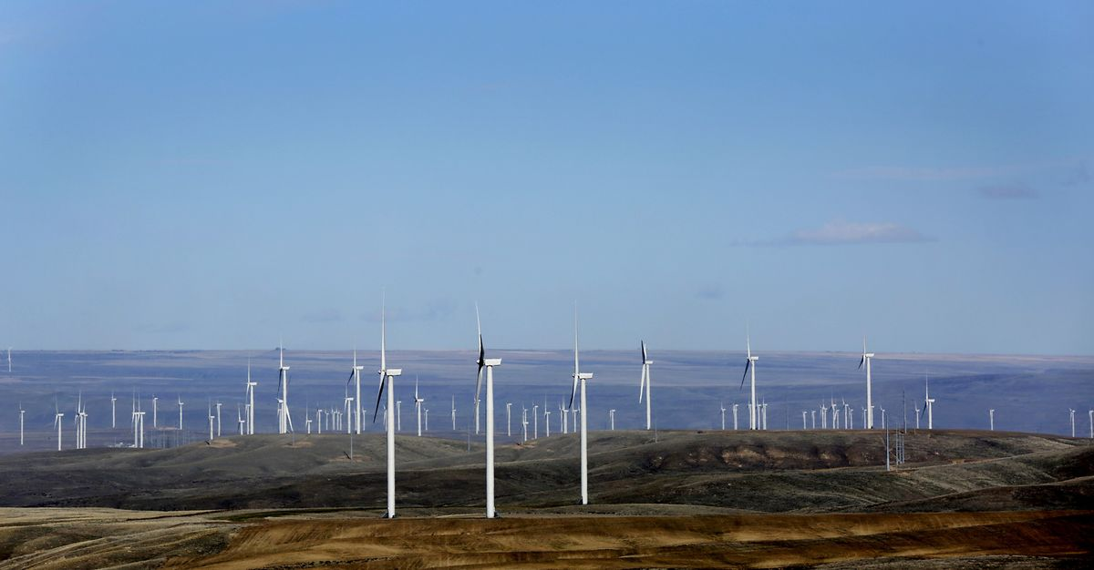 Sanders Would Put the U.S. Government in the Wind Farm Business