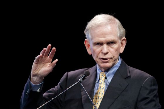 GMO's Jeremy Grantham Calls for Marshall Plan to Tackle Climate Change